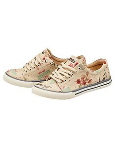 Dogo-Shoes Halbschuhe What a lovely Day