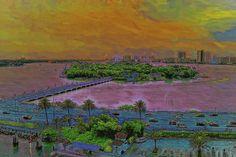 Star Island by John M Bailey  #Miami #Florida