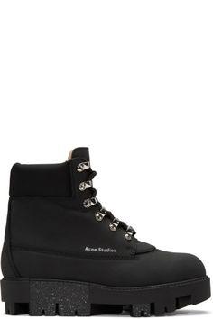 d290edb88bb 14 Best SHOES images | Designer shoes, Black leather, Sandals