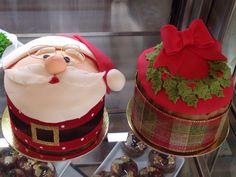 panetone decorado para o natal - Pesquisa Google