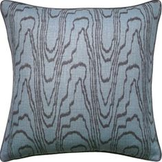 Lake Agate Pillow