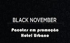 Black november HU - Pacotes em promoção #blackfriday #blacknovember #viagem #pacotes #novembro