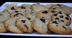The Sweet Bakery | Cookies con chips de chocolate