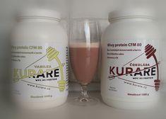 Ráno protři voko, míchni VanilČoko. /   77%bílkovin (24gv jedné odměrce) /7,5g BCAAv jedné odměrce (2:1:1) / Bez chemických konzervantů a barviv / Bez přidaného cukru / Bez lepku / Výborná chuť a rozpustnost / Vyrobeno v ČR Whey Protein, Shampoo, Wine, Bottle, Food, Flask, Essen, Meals, Yemek