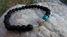 Made of AAA quality authentic gemstones. Jewelry Design, Unique Jewelry, Lava, Beaded Bracelets, Turquoise, Unisex, Gemstones, Trending Outfits, Gallery