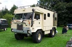 Land Rover 101 Ambulance, would havr it converted to camper for overland trips