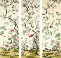 Chinese hand painted wallpaper#Repin By:Pinterest++ for iPad#