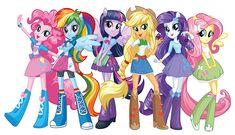 My Little Pony Equestria Girl Birthday Party Ideas My Little Pony Party, Fiesta Little Pony, Cumple My Little Pony, Mlp My Little Pony, My Little Pony Friendship, Equestria Girls, My Little Pony Equestria, Transformers, Anniversaire My Little Pony