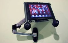 Cool Stuff We Like Here @ CoolPile.com ------- // Original Comment ------- DIY Tablet wall mount done AWESOME