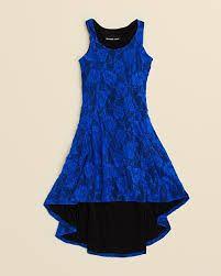 Un Deux Trois Girls' High/Low Lace Dress - Sizes Kids - Bloomingdale's High Low Lace Dress, Little Girl Fashion, Special Occasion, Girls Dresses, Design Inspiration, Tank Tops, Wedding, Google Search, Women