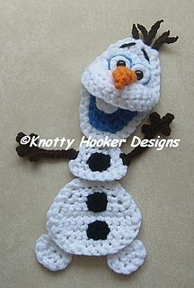This looks like Olaf..... pattern avail for $2.75
