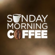 Sunday Morning Coffee quotes quote coffee days of the week sunday sunday quotes happy sunday Coffee Talk, I Love Coffee, Coffee Break, My Coffee, Coffee Shop, Coffee Cups, Coffee Lovers, Coffee Girl, Black Coffee
