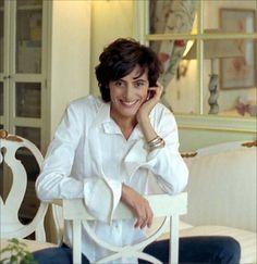 Ines de la Fressange. This woman knows how to dress! / mpc