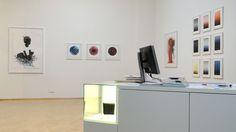 Ausstellung TIEF + HOCH in der GALERIE SYBILLE NÜTT  Dresden