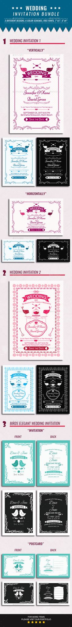 Wedding Postcard Invitation  Invitations Wedding And Restaurants