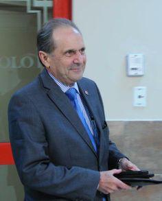 José Manuel Trullols, vicecanciller de República Dominicana a su llegada al aeropuerto Internacional José Martí de La Habana, Cuba, para participar en los encuentros preparatorios de la II Cumbre de la Comunidad de Estados Latinoamericanos y Caribeños (CELAC), el 26 de enero de 2014.AIN FOTO/Omara GARCIA