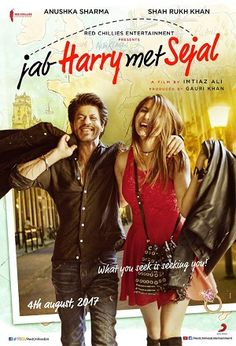 Jab Harry Met Sejal full movie download free with high quality audio and video online in HD, HDrip, DVDscr, DVDRip, Bluray 720p, 1080p watch Mp4, AVI, megashare, movie4k on your device as per your required formats, Jab Harry Met Sejal movie download, Jab Harry Met Sejal 2017 movie download, Jab Harry Met Sejal full movie download, Jab Harry Met Sejal full movie download free, Jab Harry Met Sejal movie download free,
