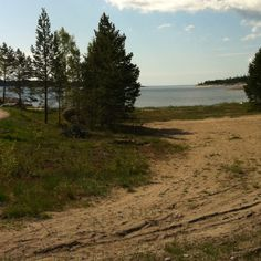 Sandviken, looking out at the Baltic!