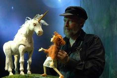 Nobody Rides the Unicorn | Little Angel Theatre