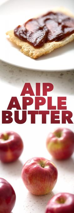 This easy recipe for homemade Apple Butter is made in the slow cooker and autoimmune protocol compliment. You make this 5-ingredient recipe is throw the apples and spices into the slow cooker and let it cook. It's s upper easy treat! This recipe is allergy friendly (gluten, dairy, shellfish, nut, egg, and soy free) and suits the autoimmune protocol (AIP) and paleo diets.