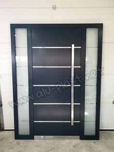 Aluminijumska i PVC stolarija po meri Aluminium Front Door, Wooden Doors, Doors, Wood Doors