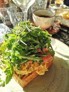 Drechsler Wienzeile Seaweed Salad, Salmon, Ethnic Recipes, Food, Essen, Meals, Atlantic Salmon, Yemek, Eten