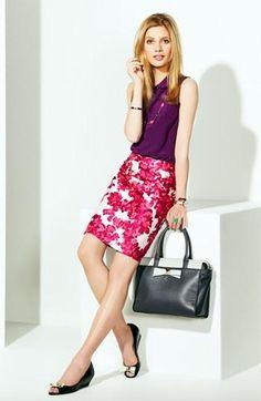Fall fashion via kate spade new york