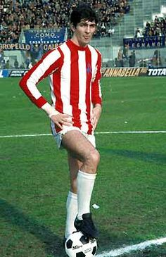 Paolo Rossi 1977, Vicenza.