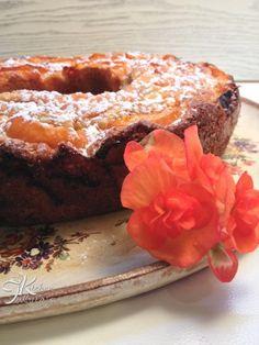 Ciambella integrale con cocco e albicocche Fulvia's Kitchen