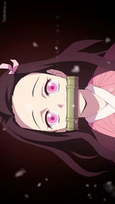 Kamado Nezuko Kimetsu no Yaiba Wallpaper Anime