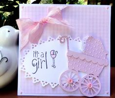 Baby Carriage congrats! by jasonw1 - Cards and Paper Crafts at Splitcoaststampers