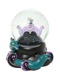 HOTTOPIC.COM - Disney The Little Mermaid Ursula Water Globe