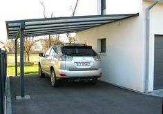 Carport aluminium - JLC Varianse