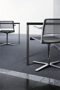 ALINE swivel chair | Conference chair | Visitor chair | Design: Andreas Störiko I By Wilkhahn | #aline