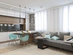 Modern home design Apartment Interior Design, Home Decor, Kitchen Room Design, Modern Interior Design, Kitchen Furniture Design, Modern Kitchen Design, Home Interior Design, Interior Design, Furniture Design
