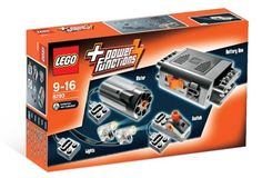 Motorize your LEGO Technic creations with the Power Functions Motor Set! The LEGO Power Functions Motor Set has everything you'll need to bring your LEGO Technic creations to life. Bring your LEGO Tec. Lego Technic Sets, Lego Shop, Buy Lego, Building Blocks Toys, Lego Building, Technique Lego, Lego Ritter, Lego Auto, Holland