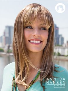 Sleek Look #pruiken #wigs #peruca #annicahansen