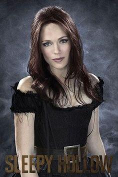 Sleepy Hollow: Katia Winter as Katrina Crane
