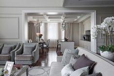 Как создать интерьер на века: американская классика для большого дома :: РБК Недвижимость