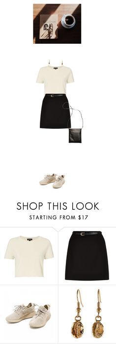 """Untitled #244"" by mimiteh ❤ liked on Polyvore featuring ThePerfext, New Look, NOVICA and The Row"