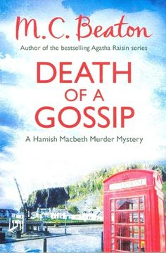 Death of a Gossip - October 2015. A bit on the 'light' side, but alright if that's what you're in the mood for.