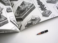'Tiny Pencil', An Art Magazine That Celebrates Graphite - DesignTAXI.com