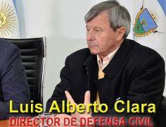 Luis Clara : Se invierten $23 millones en picadas contra incendios rurales