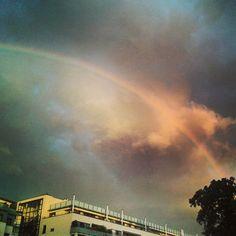 So viele prachtvolle Regenbögen in unserer Zeit, Floridsdorf 1210 Wien Clouds, Instagram Posts, Outdoor, Outdoors, Outdoor Games, Outdoor Living, Cloud