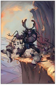 Mountain Rage by *tim-mcburnie on deviantART