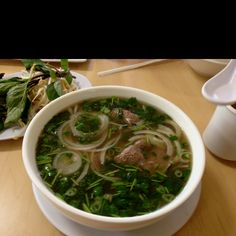 I'll have a extra large Pho Dac Biet please!