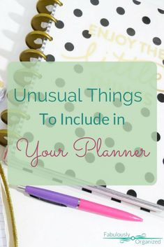 Planners aren't just for appointments and birthdays anymore. There is any number of things you can include in your planner. From finances to entertainment, to wish lists, and weight loss there are any number of things to include in your planner. To Do Planner, Planner Tips, Planner Pages, Life Planner, Happy Planner, Printable Planner, Planner Stickers, Free Printables, Arc Planner