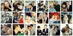 Ginnifer Goodwin and Josh Dallas are too adorable. Snow and Charming from ouat