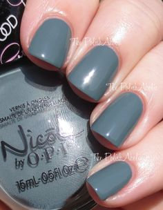 Nicole by OPI Carrie Underwood - Goodbye Shoes
