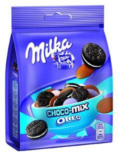 Milka Snax Choco-Mix & Oreo 146g